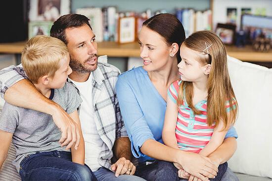 Атмосфера в семье